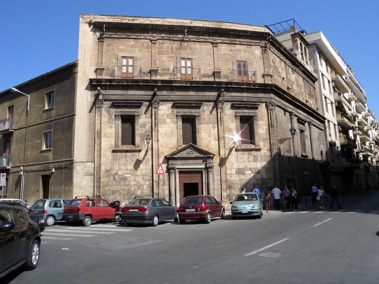 Santa Maria Di Porto Salvo Palermo Da Vedere